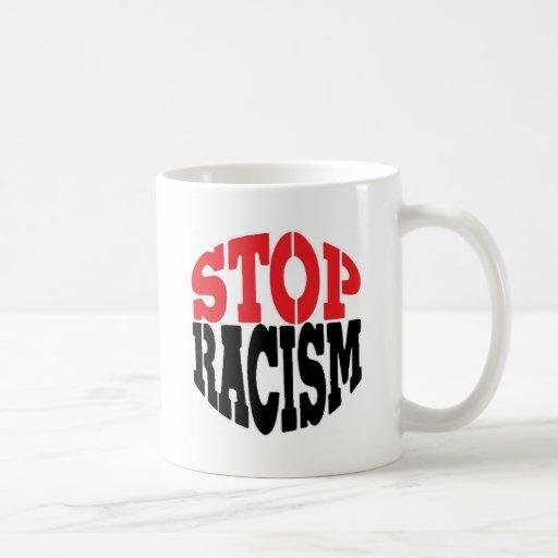 STOP RACISM! MUG