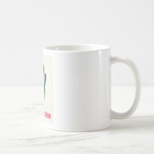 stop racism mugs