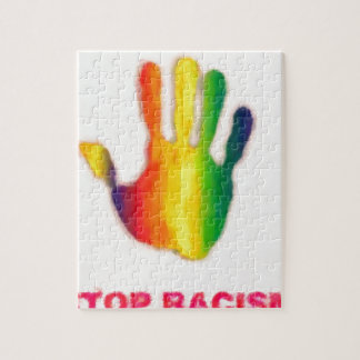 stop racism jigsaw puzzle
