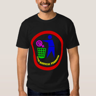 Stop Radical Feminism T-Shirt