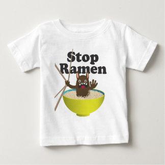 Stop Ramen Baby T-Shirt