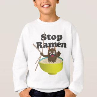 Stop Ramen Sweatshirt
