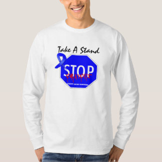 Stop Rectal Cancer Take A Stand Shirt