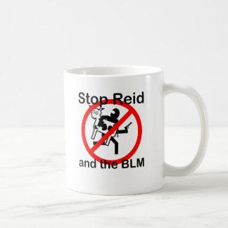 Stop Reid and the BLM Coffee Mug