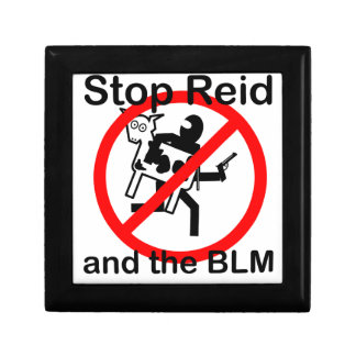 Stop Reid and the BLM Trinket Boxes