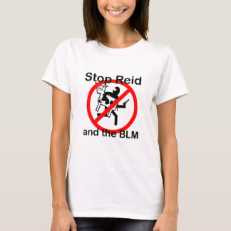 Stop Reid and the BLM T-Shirt