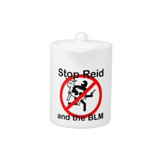 Stop Reid and the BLM