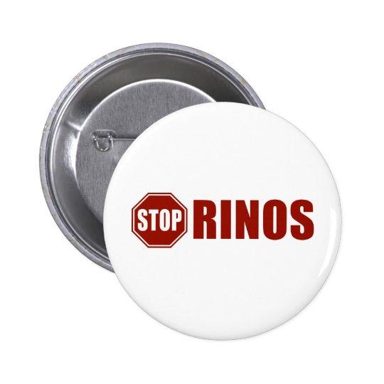 Stop RINOs Pinback Button