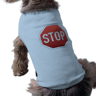 STOP road sign Shirt