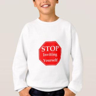 Stop Rudeness #2 Sweatshirt