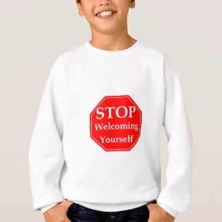 Stop Rudeness Sweatshirt