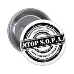 Stop S.O.P.A. Stamp Button