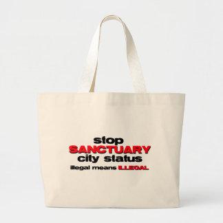 stop sanctuary city status bags