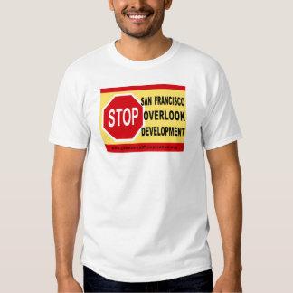 STOP SF Overlook Development Shirt