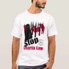 STOP SHARIA LAW (canada) T-Shirt
