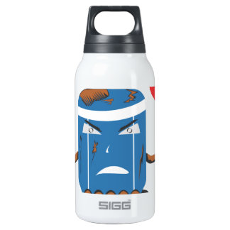 stop sharpening me insulated water bottle