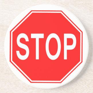 STOP Sign - Coaster