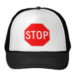 Stop Sign Hats