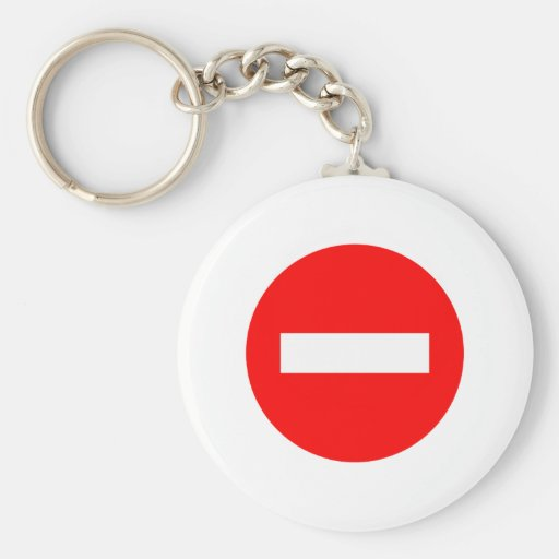 STOP Sign Products & Designs! Keychain