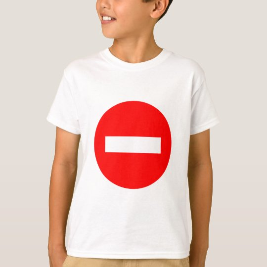 STOP Sign Products & Designs! T-Shirt