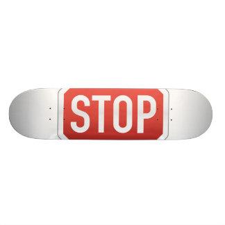 STOP sign Skateboard