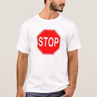 STOP Sign - T-Shirt