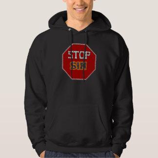 Stop Sin hoodie