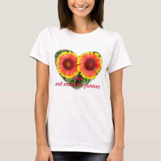 Stop & Smell the Flowers T-Shirt