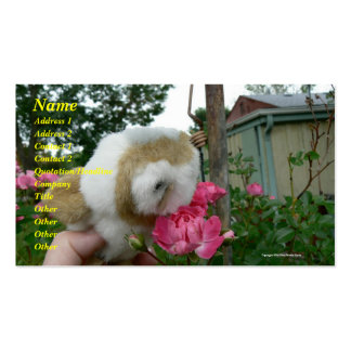 Stop & Smell the Roses! Business Card