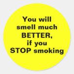 STOP smoking - Sticker