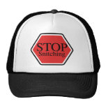 stop snitching hat
