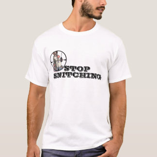 Stop Snitching (new design) T-Shirt