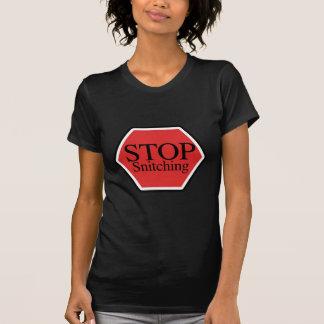 stop snitching T-Shirt
