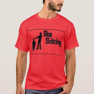 Stop Snitching --- T-Shirt