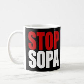 Stop SOPA Mug