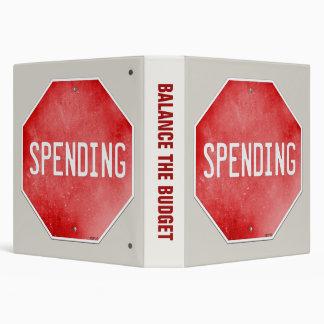 Stop Spending 3 Ring Binders