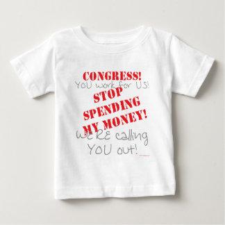 Stop Spending - Congress Baby T-Shirt