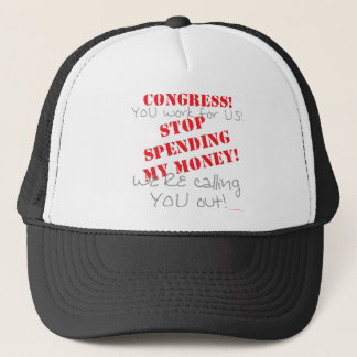 Stop Spending - Congress Trucker Hat