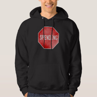 Stop Spending Hooded Pullover