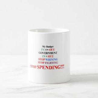 Stop Spending Mugs