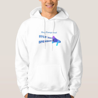 Stop Spending Pullover