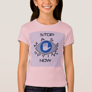 Stop Spying on Me T-Shirt