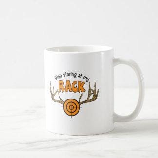 Stop Staring At My Rack Coffee Mug