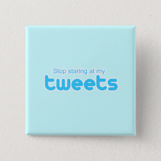 Stop staring at my Tweets Button