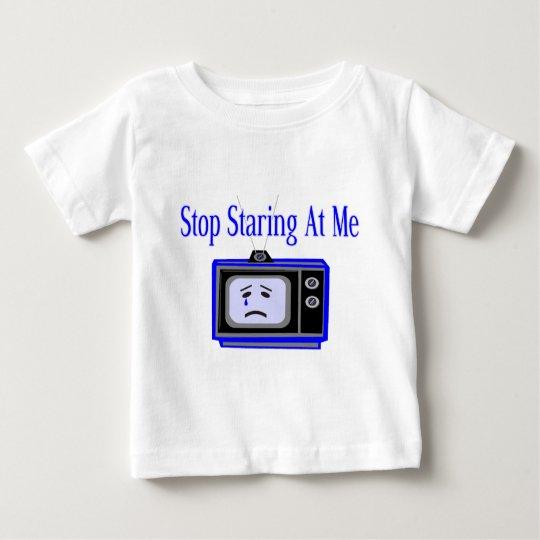 Stop Staring Baby T-Shirt