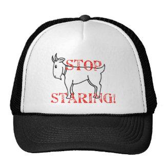 Stop Staring Mesh Hats
