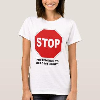 Stop-Staring T-Shirt