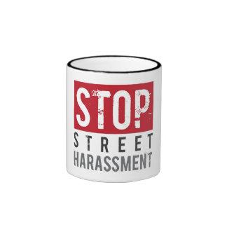 Stop Street Harassment Mug