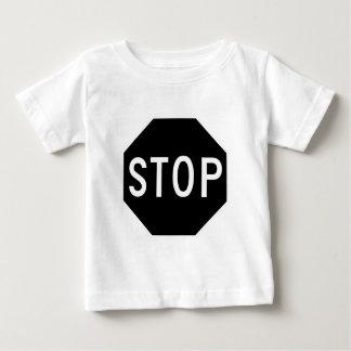 Stop Street Road Sign Symbol Caution Traffic Tshirt