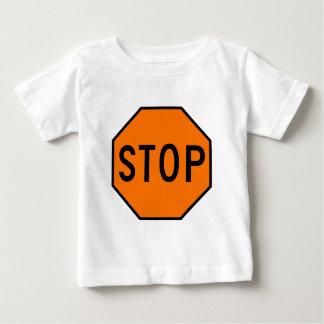 Stop Street Road Sign Symbol Caution Traffic T Shirts